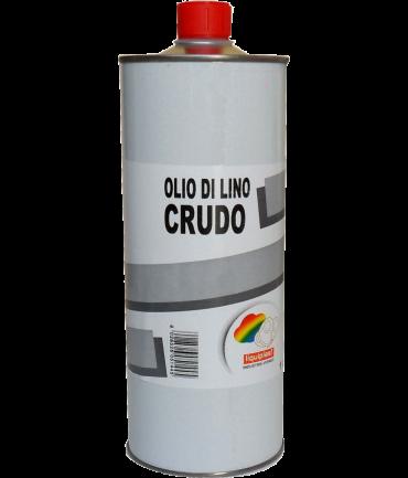 OLIO DI LINO CRUDO
